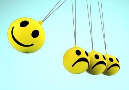 احساسات ناخوشایند